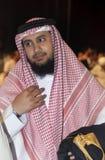 Cheik Mishary Rashid Al Effasy Photographie stock libre de droits