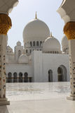 Cheik Zayed Grand Mosque Photos libres de droits
