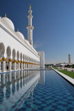 Cheik Zayed Mosque Photo libre de droits