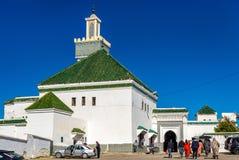 Cheikh El Kamel Mausoleum in Meknes, Morocco Royalty Free Stock Photo