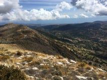 Cheiron e nuvola della cresta Immagine Stock
