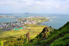 Cheju Island coreano Immagini Stock