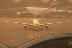 Chek Lap Kok Airport Royalty Free Stock Image