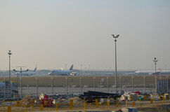 Chek Lap Kok Airport, Royalty Free Stock Images