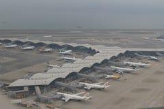 Chek Lap Kok Airport, Hong Kong photo stock
