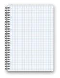 Cheked-Notizbuch vektor abbildung