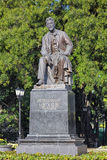Chekhov Monument in Taganrog, Russia Royalty Free Stock Photography