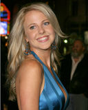 Chelan Simmons Final Destination 3 Premiere Grauman's Chinese Theater Los Angeles, CA February 1, 2006 Stock Photo