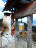 Chele-La geben Dantak-Straße weiter lizenzfreie stockbilder