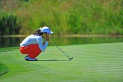 Chella Choi LPGA Safeway Classic Royalty Free Stock Images