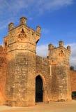 Chellah gate towers Rabat, Morocco Stock Photo