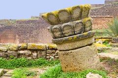 chellah Morocco Africa stary zdjęcia stock