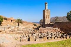 Chellah in Rabat Stock Images