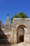 CHELLAH, un monumento storico Fotografie Stock Libere da Diritti