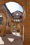 CHELLAH, un monumento storico Immagini Stock Libere da Diritti