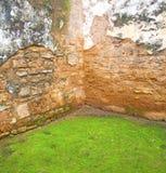 chellah w Morocco Africa stary rzymski marniejący zabytek a Fotografia Royalty Free