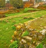 chellah w Morocco Africa stary rzymski marniejący zabytek a Zdjęcie Stock