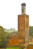 chellah w Morocco Africa stary rzymski marniejący zabytek a Obraz Stock