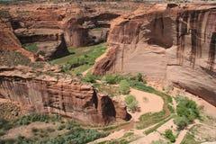 chelly峡谷de国家公园 图库摄影