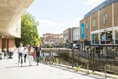 Chelmsford, Anglia, UK fotografia stock