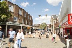 Chelmsford, Engeland, het UK stock afbeelding