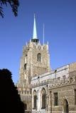 Chelmsford-Kathedrale Stockbild