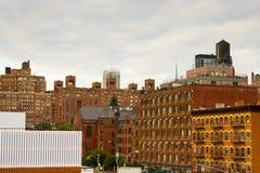 Chelsea大厦,纽约 图库摄影