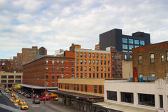 Chelsea,纽约 库存照片