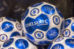 Chelsea  Ball Royalty Free Stock Photography