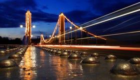 Chelsea Bridge. Wandsworth, London Stock Images