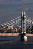 Chelsea bridge. In Lonon,UK Stock Image