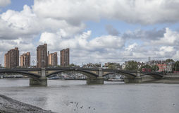 Chelsea Bridge Lizenzfreies Stockfoto