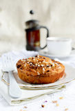 Chelsea Bun Royalty Free Stock Photos