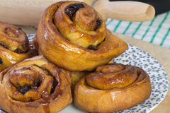 Chelsea Buns stock photos