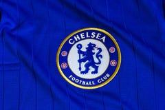 Chelsea emblem arkivbild