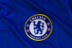 Chelsea emblemat obraz royalty free