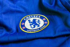 Chelsea FC emblem royaltyfri bild