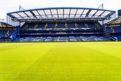 Chelsea FC Stamford Brücken-Stadion Lizenzfreie Stockbilder