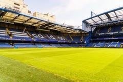 Chelsea FC Stamford Bridge Stadium Royalty Free Stock Images