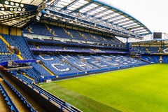 Chelsea FC Stamford Bridge Stadium Stock Images