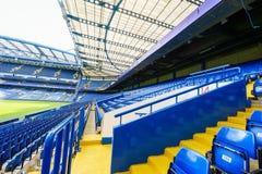 Chelsea FC Stamford Bridge Stadium Stock Images