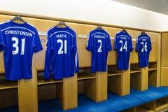 Chelsea FC Stamford Bridge Stadium Stock Photos