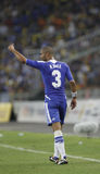 Chelsea football club player Ashley Cole Stock Photos