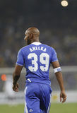 Chelsea football club player Nicolas Anelka Stock Images