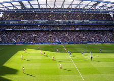 Chelsea Football Club Stadium Stock Photos