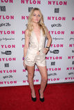Chelsea Gabriel at the NYLON Magazine's May Issue Young Hollywood Launch Party, Roosevelt Hotel, Hollywood, CA. 05-12-10 Royalty Free Stock Photo