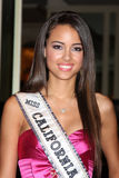 Chelsea Gilligan. Miss California Teen USA 2009, arriving at 36th Annual Vision Awards at the Beverly Wilshire in Beverly Hills, Ca on June 27, 2009 royalty free stock photography