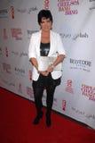Chelsea Handler,Kris Kardashian Stock Image