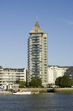 Chelsea Harbour Tower, London Royalty Free Stock Images