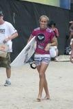 Chelsea Hecken - Roxy Pro2011 Lizenzfreie Stockfotos